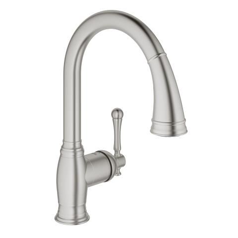 Grohe Kitchen Faucet Reviews Faucet Guys